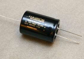 Mundorf 高壓電解電容 MLytic HV AL 100uF+100uF/450VDC 軸向/會員有優惠價