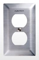 日本 FURUTECH 不鏽鋼壁插蓋板 101 / 定價 NT:250