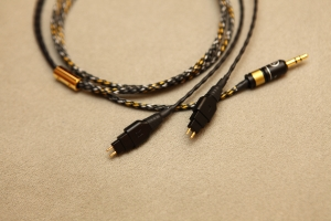 MER-HD650 MKII 耳機升級線,德國Mundorf 金銀合金線蕊