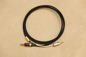 MER-P5 MKII 耳機升級線,德國Mundorf 金銀合金線蕊
