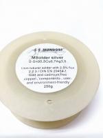 Mundorf Silver 發燒含銀銲錫 1mm直徑 切售1米