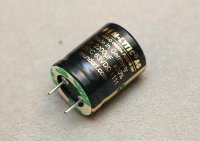 Mundorf 低壓電解電容 MLytic AG 2200uF/63VDC