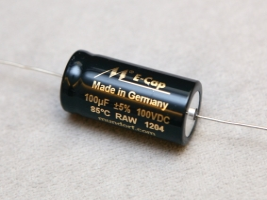 Mundorf E-Cap RAW 無極性電容 100uf/100V