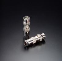 日本 FURUTECH FP-3-117(R) 鍍銠BNC接頭 / 定價 NT:1350 一組2顆