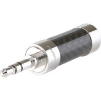 日本古河 FURUTECH CF-735SM-N1(R) 碳纖維鍍銠3.5mm耳機接頭/原廠建議售價NT:1450