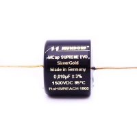 Supreme EVO SilverGold 金銀箔電容 0.01uf/1500VDC