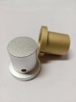 KN-1, 全鋁實心旋鈕/銀色