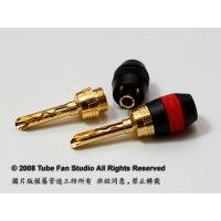 TFS B03 Banana plug pair