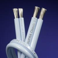 Supra Classic 4.0 發燒喇叭線 11AWG / 10米 (一米建議售價$600)