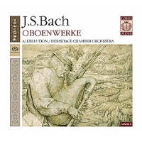 巴哈:雙簧管作品集 (二) SACD